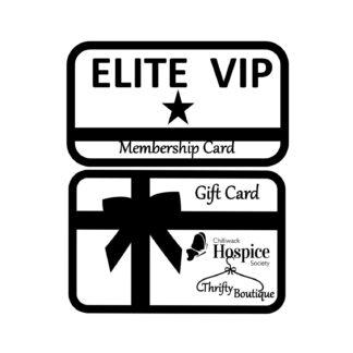 Elite Memberships/Gift Cards